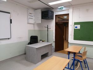 H-1223 Budapest Rákóczi út 16. Demjén István Református Általános Iskola és Gimnázium elektromos felújítás